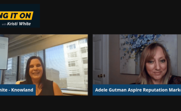 Kristi White and Adele Gutman Milne discuss hotel reputation management in a recovery economy.