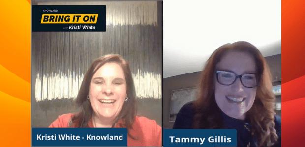 Tammy Gillis Webinar